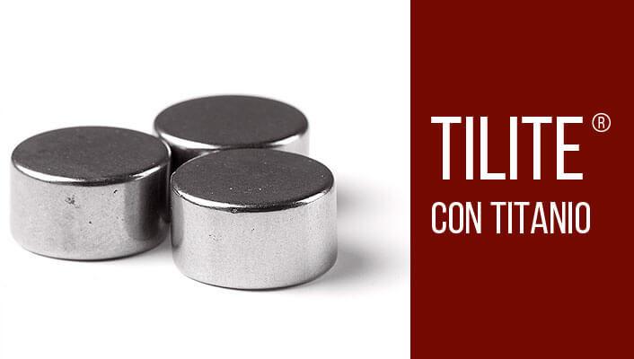 Tilite® con titanio, la alternativa al oro-cerámica