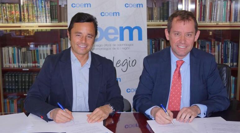 Acuerdo de colaboración COEM y SEI