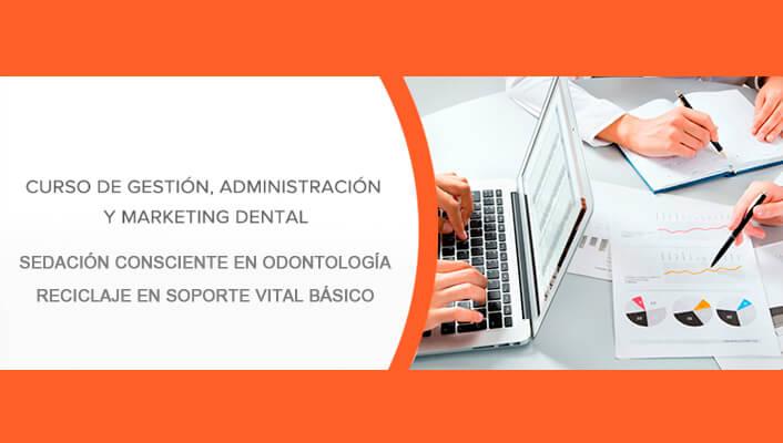 Cursos de la Fundación Dental Española