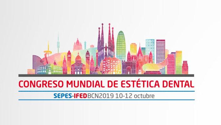 Congreso Mundial de Estética Dental SEPES-IFED 2019