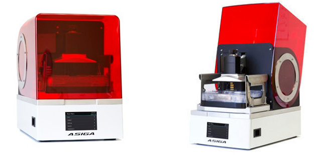 Impresora Asiga 3D